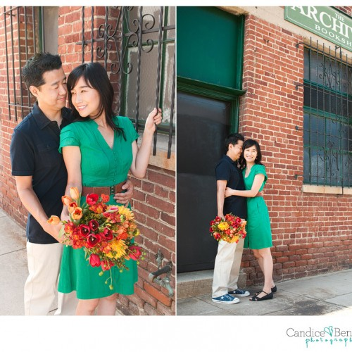 Michelle & James {Pasadena Couple Anytime Session}
