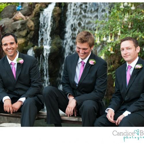 Alexandra and Michael { LA Arboretum Wedding }