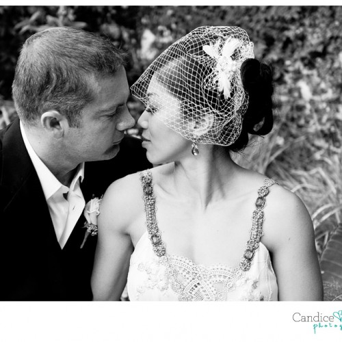 Alicia and Peter { Los Angeles Marvimon House Wedding }