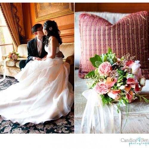 William and Sabrina {Pasadena Wedding}
