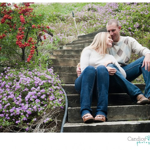 Shaena and Brian { Fullerton Engagement }