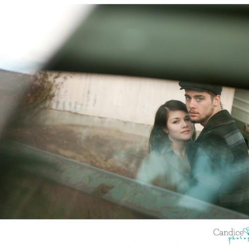 Josh + Millie { Temecula Engagement }