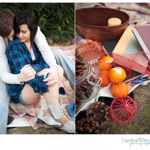 Sam + Bryant { Yorba Linda Session }