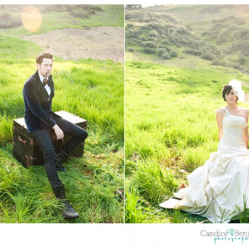 Once Upon a Wedding Shoot in San Dimas { Libby and Chris }