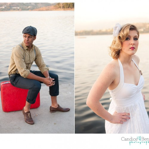 Ashley + Raul { San Dimas Anytime Shoot }