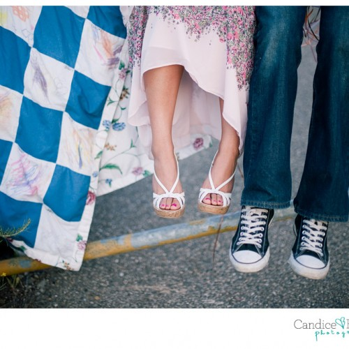 Andrea + Andres { Simi Valley Engagement Session }