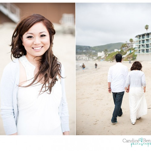 Cindy + Derick { Laguna Beach Wedding/Mini Session }