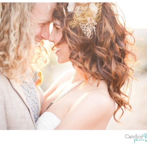 Tony + Jackie { Joshua Tree National Park Session Teaser }