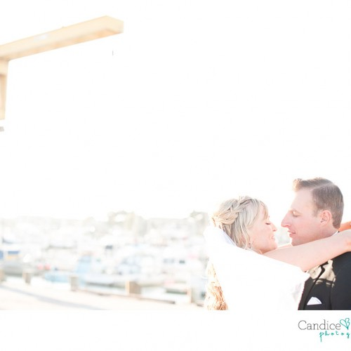 Shaena + Brian { Oxnard Scarlett Belle Wedding }