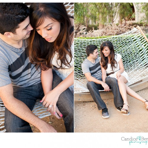 Mike + Natalie { Venice Engagement Session }