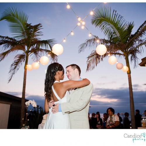 Matt + LaShawna { Sunset Cliffs San Diego Wedding }