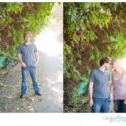 Courtney + Chris { San Juan Capistrano Engagement Session }