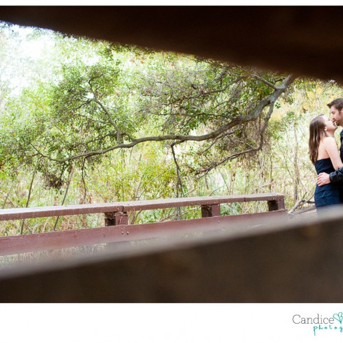 Shayda + Andy { Anaheim Oak Canyon Nature Center Engagement Session }