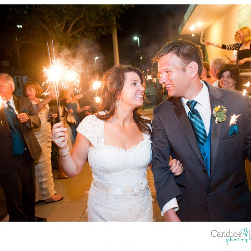 Natasha + Kevin { Manhattan Beach Neptunian Woman's Club Wedding }