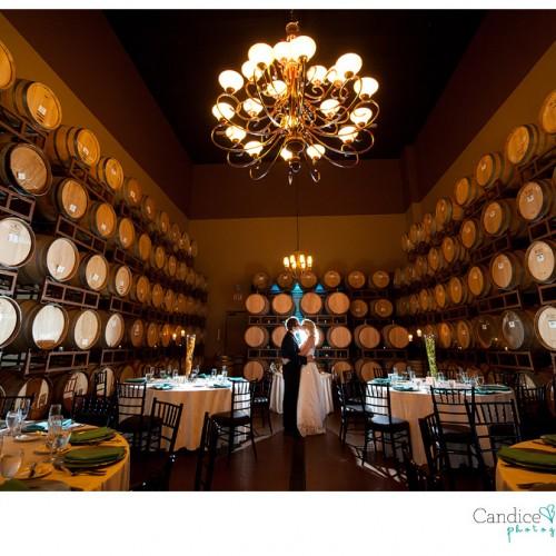 Courtney + Chris { Temecula Wilson Creek Winery Wedding }