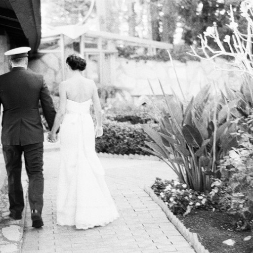 Jenna + Matt { Film - Terranea and Wayfarers Rancho Palos Verdes Wedding }