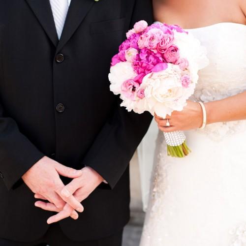 Leah + John { Manhattan Beach Verandas Wedding }