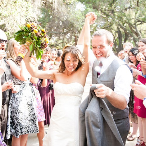 Liz + Ryan { Oak Canyon Nature Center Wedding }
