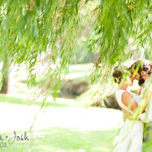 Jessica + Josh { Brea Ted Craig Regional Park Wedding }