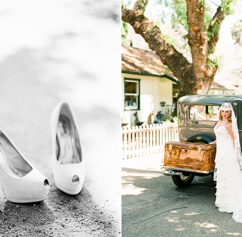 The Great Gatsby Photog Shootout {Film - San Juan Capistrano The Tangled Vine Styled Wedding }