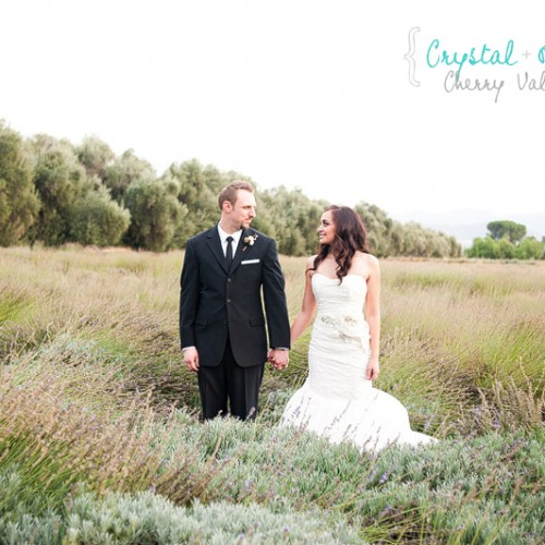 Crystal + Richard { Cherry Valley California Highland Springs Resort Wedding }