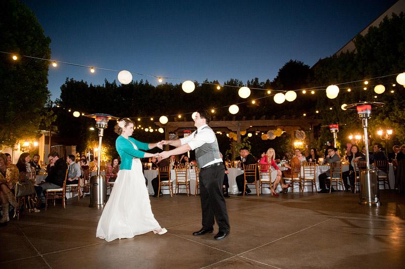 Kaysha John San Juan Capistrano Franciscan Gardens Wedding Candice Benjamin Photography