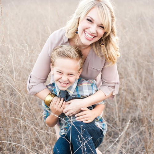 Natalie + Ethan  { Holiday Session 2012 }