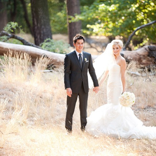 Brittany + Brandon { Yosemitie California Ahwahnee Hotel Destination Wedding }
