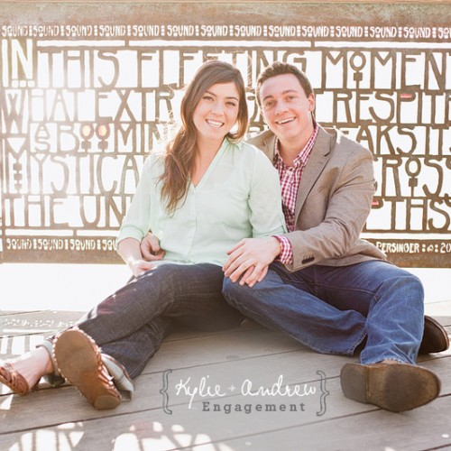 Kylie + Andrew { Laguna Beach CA Engagement Session }