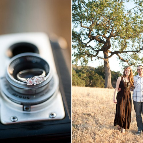 Ashley + Jacob { Agoura Hills Engagement Session }