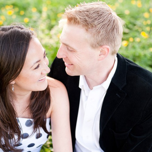 Aimee + Eric { Seattle, WA Engagement Session }