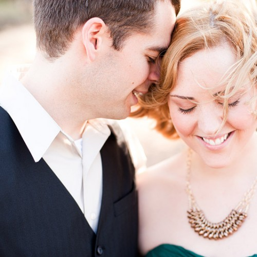 Joanna + Tim { San Dimas Lake Engagement Session }