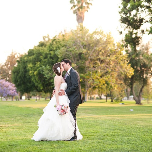 Sarice + Josh { Buena Park Los Coyotes Country Club Wedding }