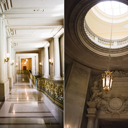 Being a fly on the wall { San Francisco City Hall - Film }