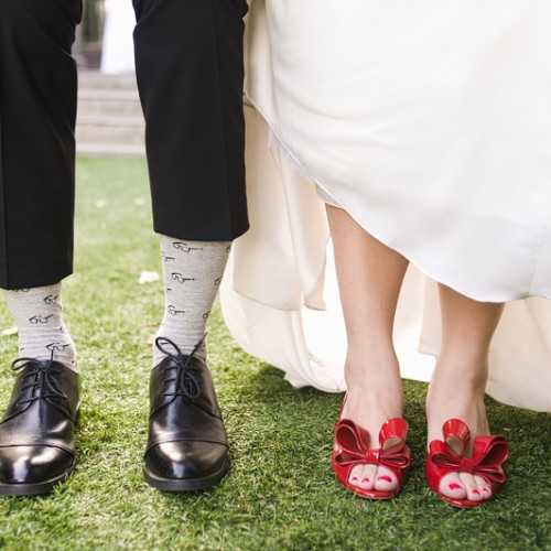 Lynsey + Darryl { Palm Springs Viceroy Hotel Wedding }