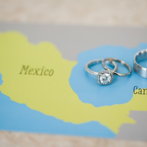 Andrea + Christian { Grand Park Royal Cancun Caribe Wedding - Cancun, Mexico }
