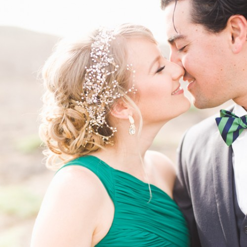 Becky + Matt { All you need is love, a pretty dress, and an open field }