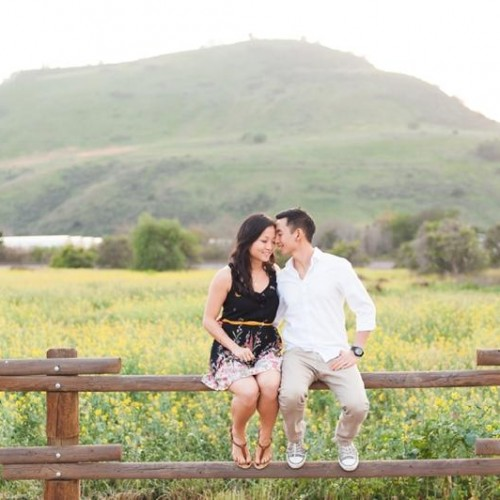 Heidi + Jason - Engagement Session - San Juan Capistrano, California
