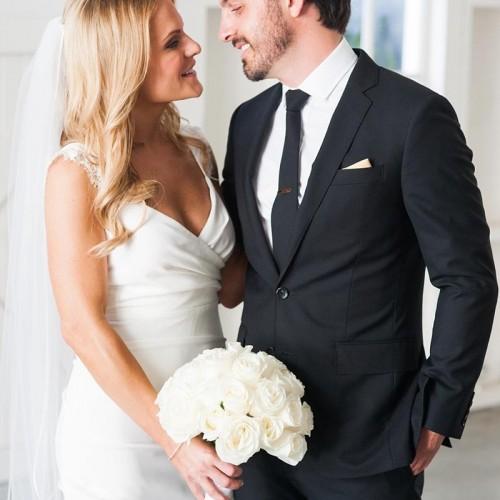 Krista + Michael - Lombardi House Wedding - Los Angeles, CA