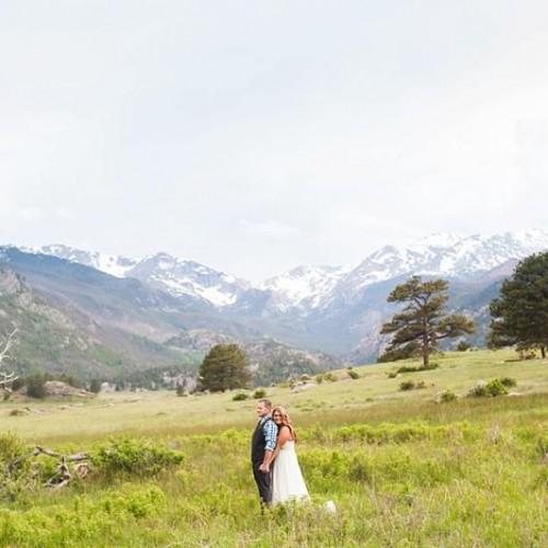 Teri Ann + Ryan - Rocky Mountain National Park Elopement Wedding - Estes Park, Colorado