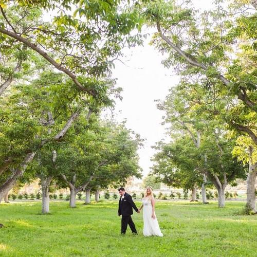 Natalia + Vince - Walnut Grove Wedding - Moorpark, California