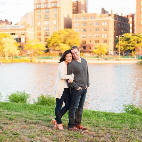 Tamara + Ryan - Boston, MA Engagement Session