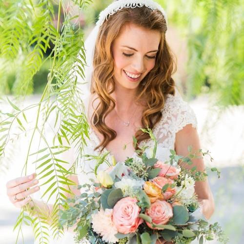 Brooke + Nathan - Newhall Mansion Wedding - Piru, California