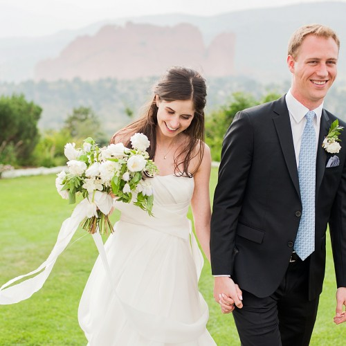 Elizabeth + Steve - Garden of the Gods Club and Resort Wedding