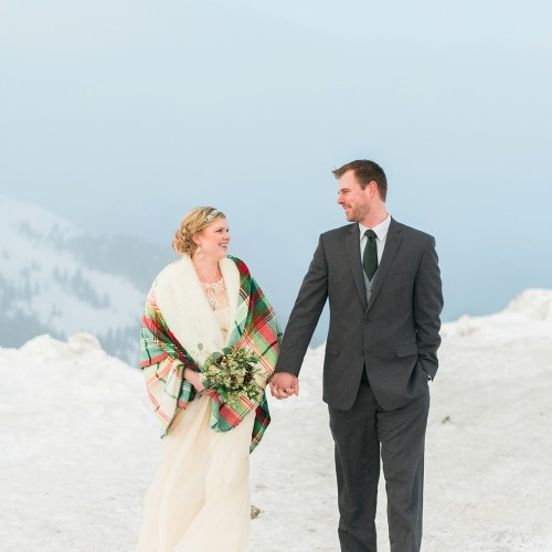 Kate + Cory - Loveland Pass Anniversary Session - Dillon, Colorado
