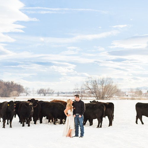 Longmont Engagement Session - Taylor + Jon
