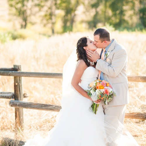Meg + Bryan - Wiens Ranch Colorado Wedding - Sedalia, CO